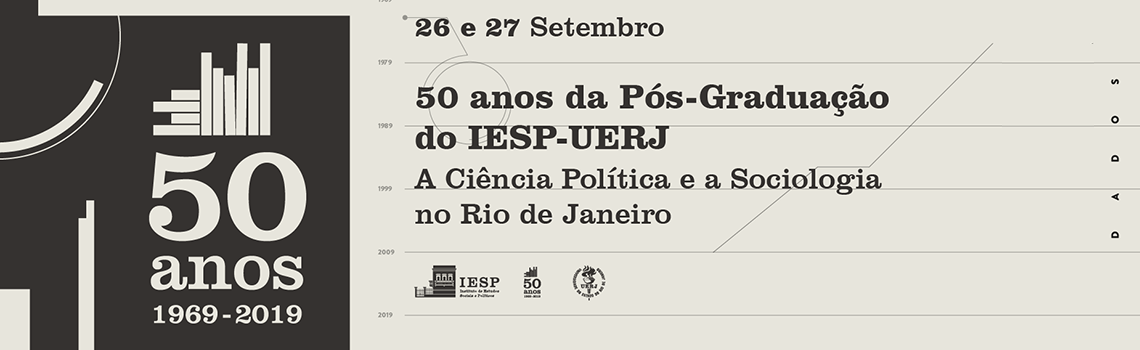 50 years of IESP-UERJ
